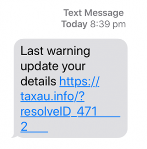 Savvy scammers exploiting deadlines to target Aussies